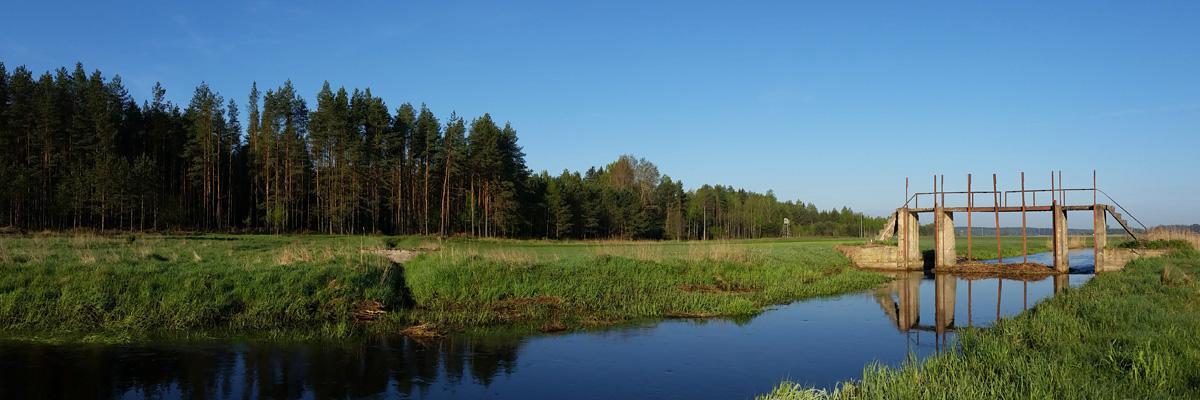 Spływ kajakowy rzeką Supraślą - Puszcza Knyszyńska | www.puszczaknyszynska.com.pl