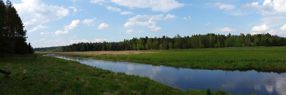 Spływ kajakowy rzeką Supraślą - Puszcza Knyszyńska   www.puszczaknyszynska.com.pl