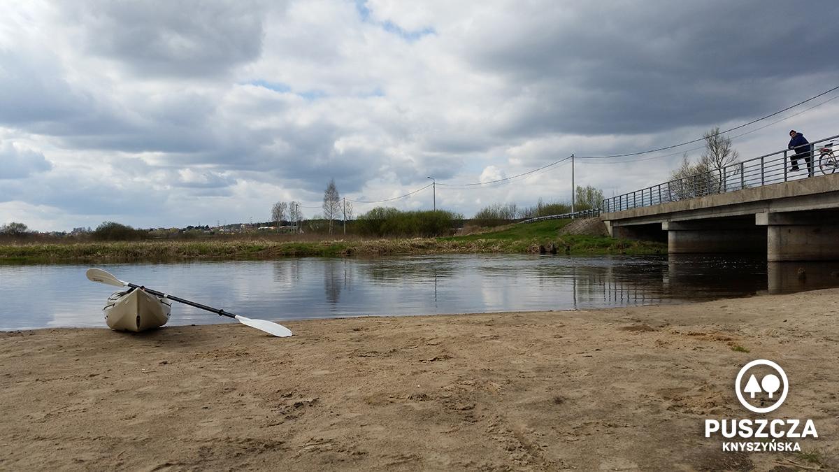 Most w miejscowości Nowodworce | Rzeka Supraśl - Puszcza Knyszyńska