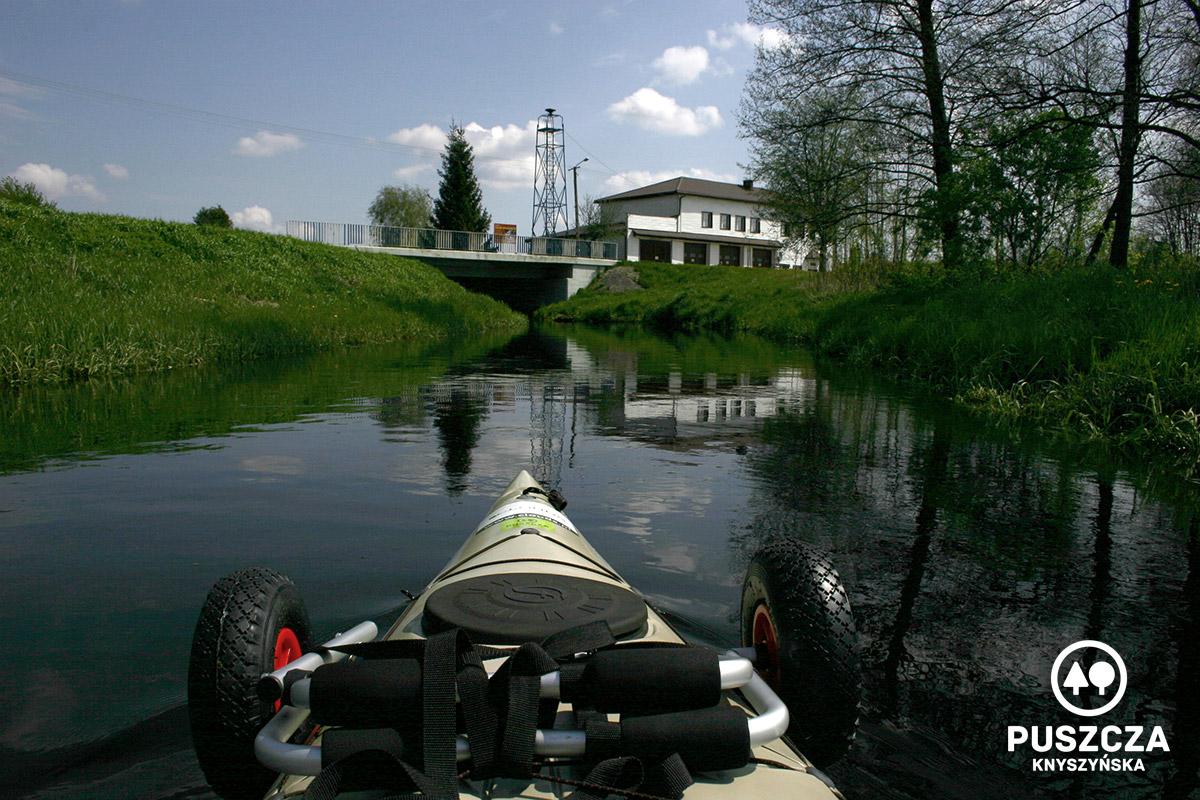 Most drogowy w Gródku | Rzeka Supraśl - Puszcza Knyszyńska