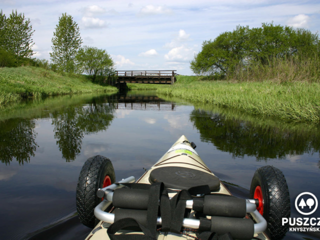 Gródek, mały mostek | Rzeka Supraśl - Puszcza Knyszyńska